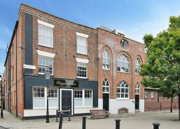 Thumbnail 2 bed flat for sale in Bugle Street, Southampton
