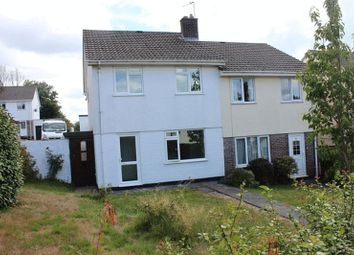 Thumbnail 3 bed semi-detached house for sale in Polgover Way, St. Blazey, Par
