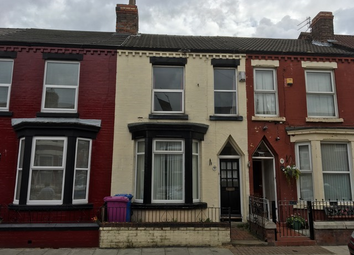 Thumbnail 4 bed terraced house to rent in Gresham Street, Edge Lane, Liverpool