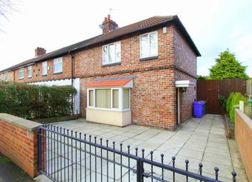 Thumbnail 3 bedroom end terrace house for sale in Davidson Road, Old Swan, Liverpool