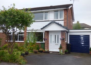 Thumbnail 3 bedroom semi-detached house for sale in Hollymount Gardens, Offerton, Stockport