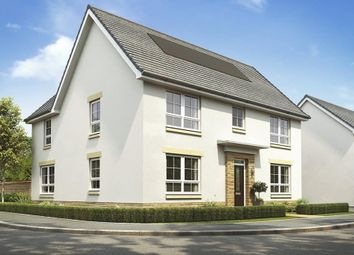 "Thumbnail 4 bedroom detached house for sale in ""Brechin"" at Malletsheugh Road, Newton Mearns, Glasgow"