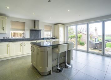 Thumbnail 3 bed semi-detached house for sale in Royston Road, Litlington