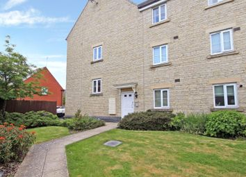 Thumbnail 2 bed flat for sale in Deneb Drive, Oakhurst, Swindon, Wiltshire