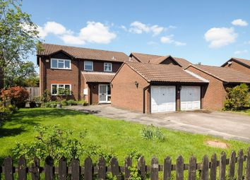Thumbnail 4 bed detached house for sale in Balmoral Way, Sutton