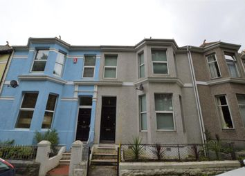Thumbnail 3 bed terraced house for sale in Egerton Crescent, Plymouth, Devon
