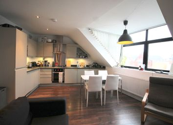 Thumbnail 3 bed duplex to rent in Balham High Road, London