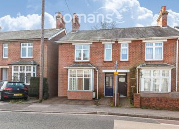 Thumbnail 3 bed end terrace house to rent in Sarum Hill, Basingstoke