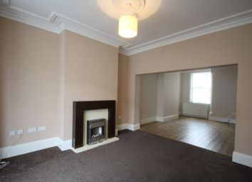 Thumbnail 4 bed terraced house to rent in Oxford Street, Whitley Bay