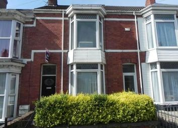 Thumbnail 3 bed terraced house to rent in Rhyddings Park Road, Brynmill, Swansea