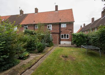 Thumbnail 3 bed end terrace house for sale in Horsecroft, Banstead