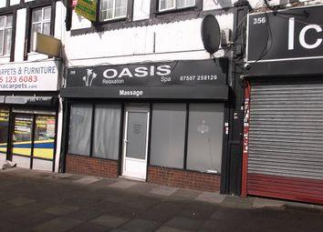 Thumbnail Retail premises for sale in Neasden Lane North, London