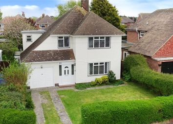 Thumbnail 4 bed detached house for sale in Harsfold Road, Rustington, Littlehampton