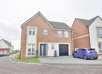 Thumbnail 4 bed detached house for sale in Range View, Whitburn, Sunderland
