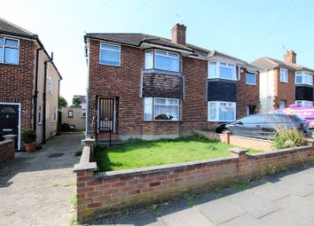 Thumbnail 3 bed semi-detached house for sale in Crest Gardens, Ruislip