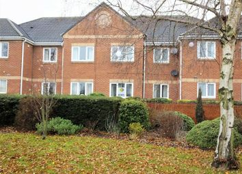 Thumbnail 2 bedroom flat for sale in Chilton Court, Stretton, Burton On Trent, Staffs