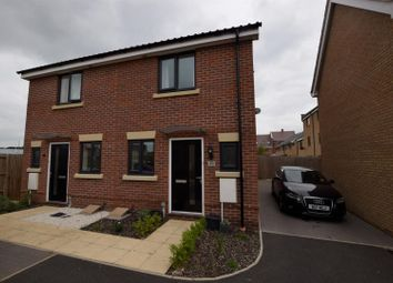 Thumbnail 2 bed semi-detached house for sale in Ron Hill Road, Costessey, Norwich