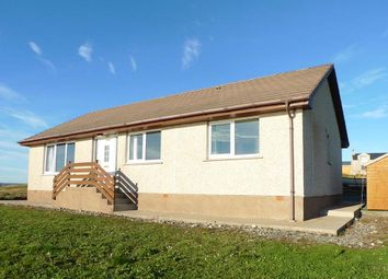 Thumbnail 4 bed detached bungalow for sale in Bellevista, Portnaguran, Point, Isle Of Lewis