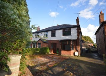 Thumbnail 3 bed semi-detached house for sale in Cross Road, Haslington, Cheshire