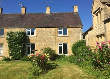 Thumbnail 2 bed property to rent in Weston-Subedge, Chipping Campden