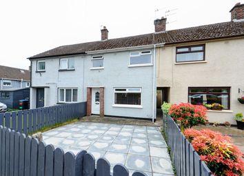 Thumbnail 2 bed terraced house for sale in Ryan Park, Castlereagh, Belfast