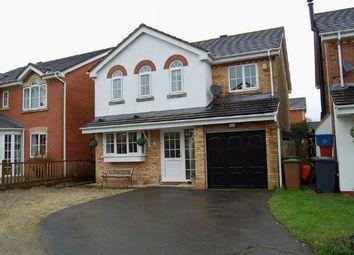 Thumbnail 4 bedroom detached house for sale in Primrose Walk, Woodford Halse, Daventry