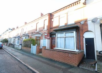 Thumbnail 3 bed terraced house for sale in Poplar Road, Smethwick