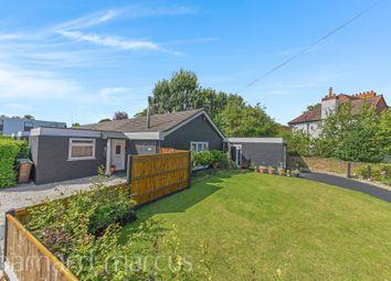 Thumbnail 2 bedroom detached bungalow for sale in Bankside Close, Carshalton