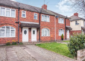 Thumbnail 3 bed terraced house for sale in Myatt Avenue, Wolverhampton