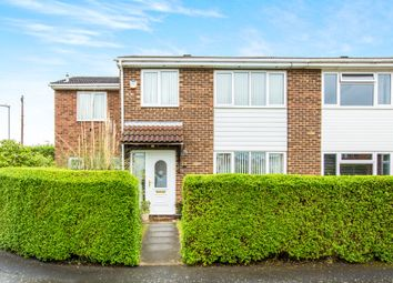 Thumbnail 4 bed semi-detached house for sale in Edward Road, Eynesbury, St. Neots