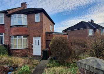 Thumbnail 2 bed semi-detached house for sale in Highwood Road, Denton Burn, Newcastle Upon Tyne