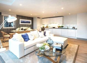 Thumbnail 3 bed flat for sale in Ivory & Calico Riverside, Battersea, London