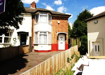 Thumbnail 3 bedroom end terrace house to rent in Repton Road, Bordesley Green, Birmingham