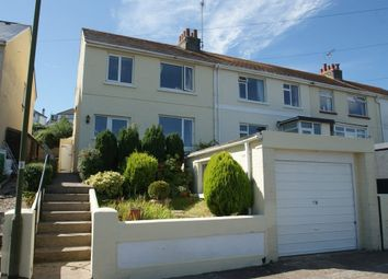 Thumbnail 3 bed end terrace house for sale in Hayes Gardens, Paignton