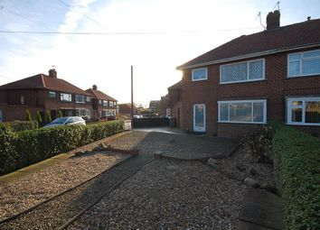 Thumbnail 3 bed semi-detached house to rent in Grange Road, Bridlington