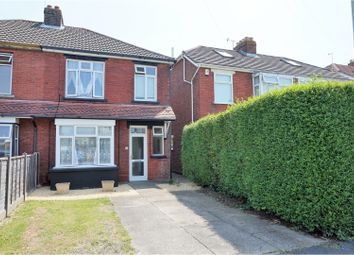 Thumbnail 3 bed semi-detached house for sale in Nelson Avenue, Fareham