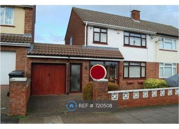 Thumbnail 3 bed semi-detached house to rent in The Headlands, Northampton
