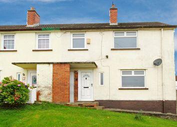 Thumbnail 3 bed terraced house for sale in Heol Scwrfa, Merthyr Tydfil, Mid Glamorgan