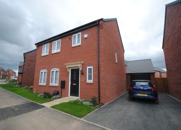 3 bed detached house to rent in Baum Drive, Mountsorrel, Loughborough LE12