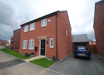 Thumbnail 3 bed detached house to rent in Baum Drive, Mountsorrel, Loughborough
