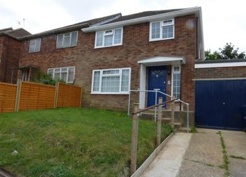 Thumbnail 3 bed semi-detached house to rent in Hobart Close, High Wycombe