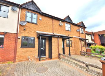 Thumbnail 2 bed terraced house to rent in Meadow Close, Nottingham, Nottinghamshire