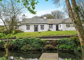 Thumbnail 4 bed detached house for sale in Gaerwen, Sir Ynys Mon