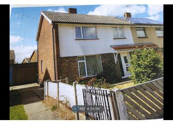 Thumbnail 3 bed semi-detached house to rent in Chestnut Drive, Ollerton