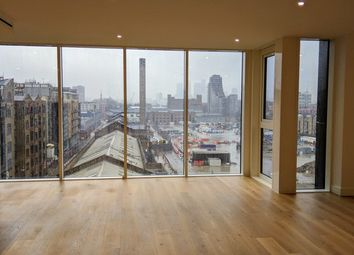 Thumbnail 2 bed flat for sale in Gauging Square, London