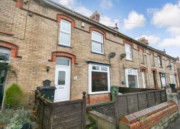 3 bed terraced house for sale in Taunton Road, Bridgwater TA6