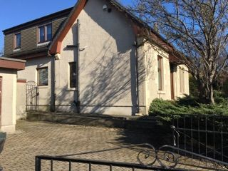 Thumbnail 5 bed cottage for sale in Broomhill Road, Bonnybridge
