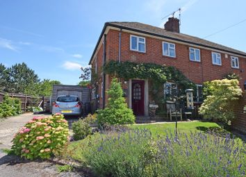 Thumbnail 3 bed semi-detached house for sale in Thurstons Estate, Binsted, Alton