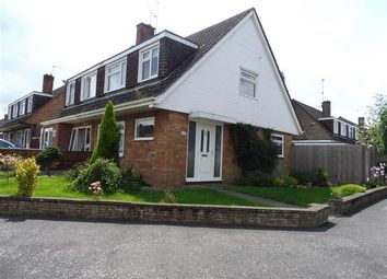 Thumbnail 3 bed semi-detached house to rent in Packer Avenue, Leicester Forest East, Leicester