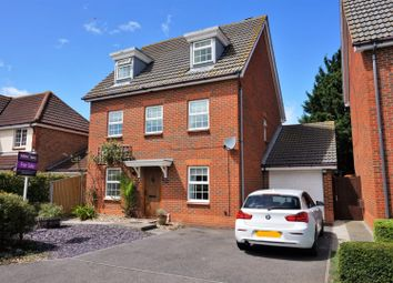 Thumbnail 5 bed detached house for sale in Buckthorne Road, Minster On Sea
